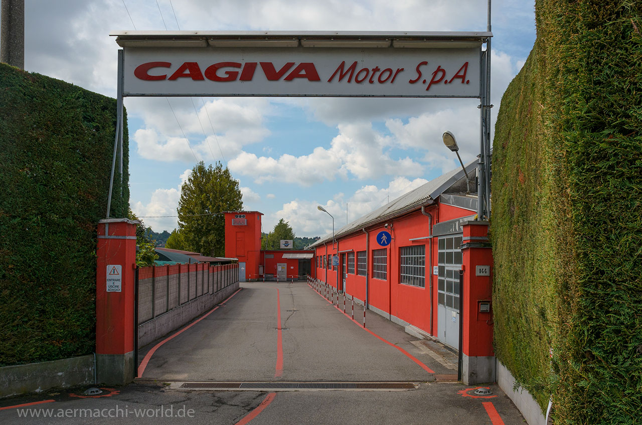 Cagiva-factory
