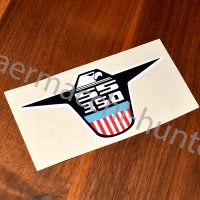SS350 Eagle Decal for top of gas tank