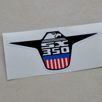 SX350 Eagle Decal